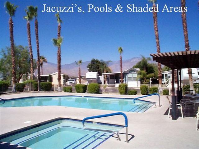 Palm Springs Rv Resort Information